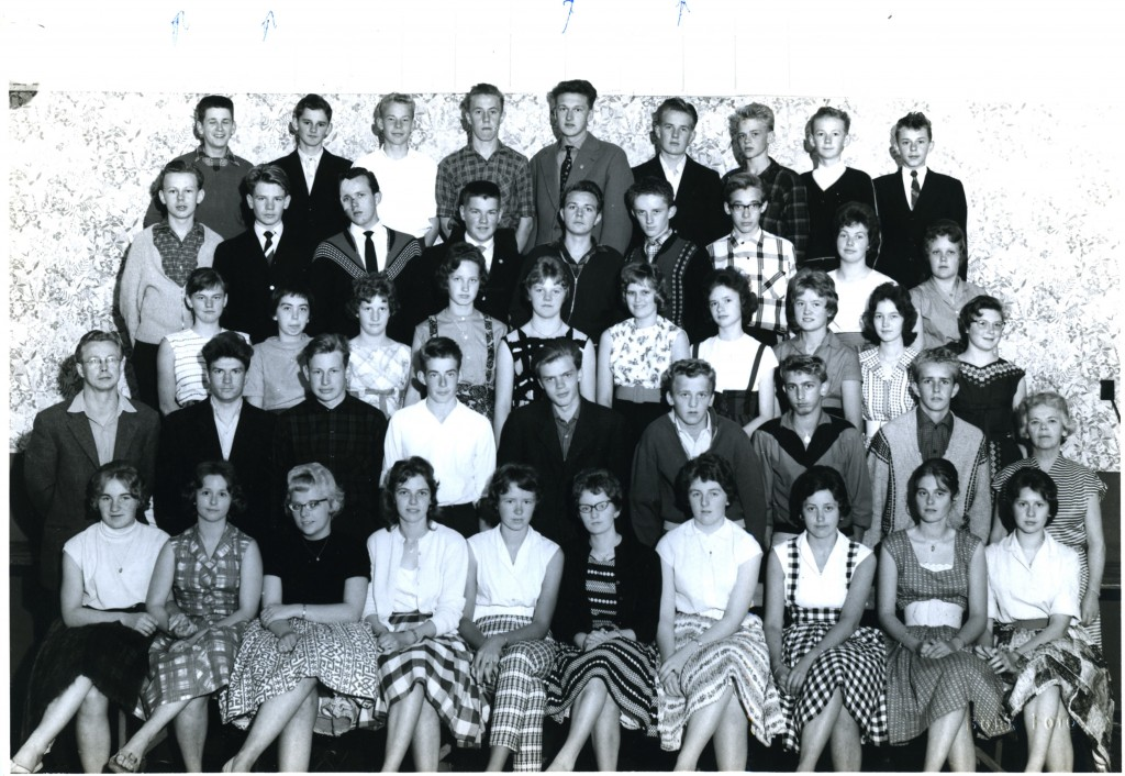 Årgang 1952, Nr. Nebel Realskole
