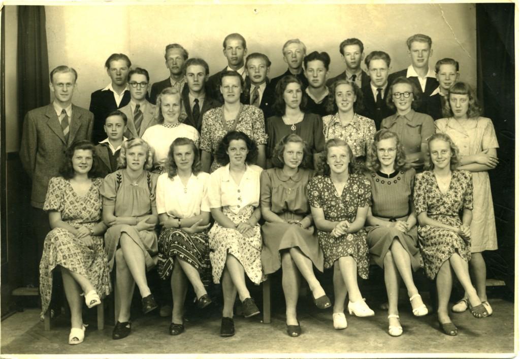 Årgang 1948 - Nr. Nebel Realskole